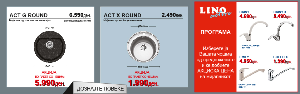 ACT G ROUND & ACT X ROUND